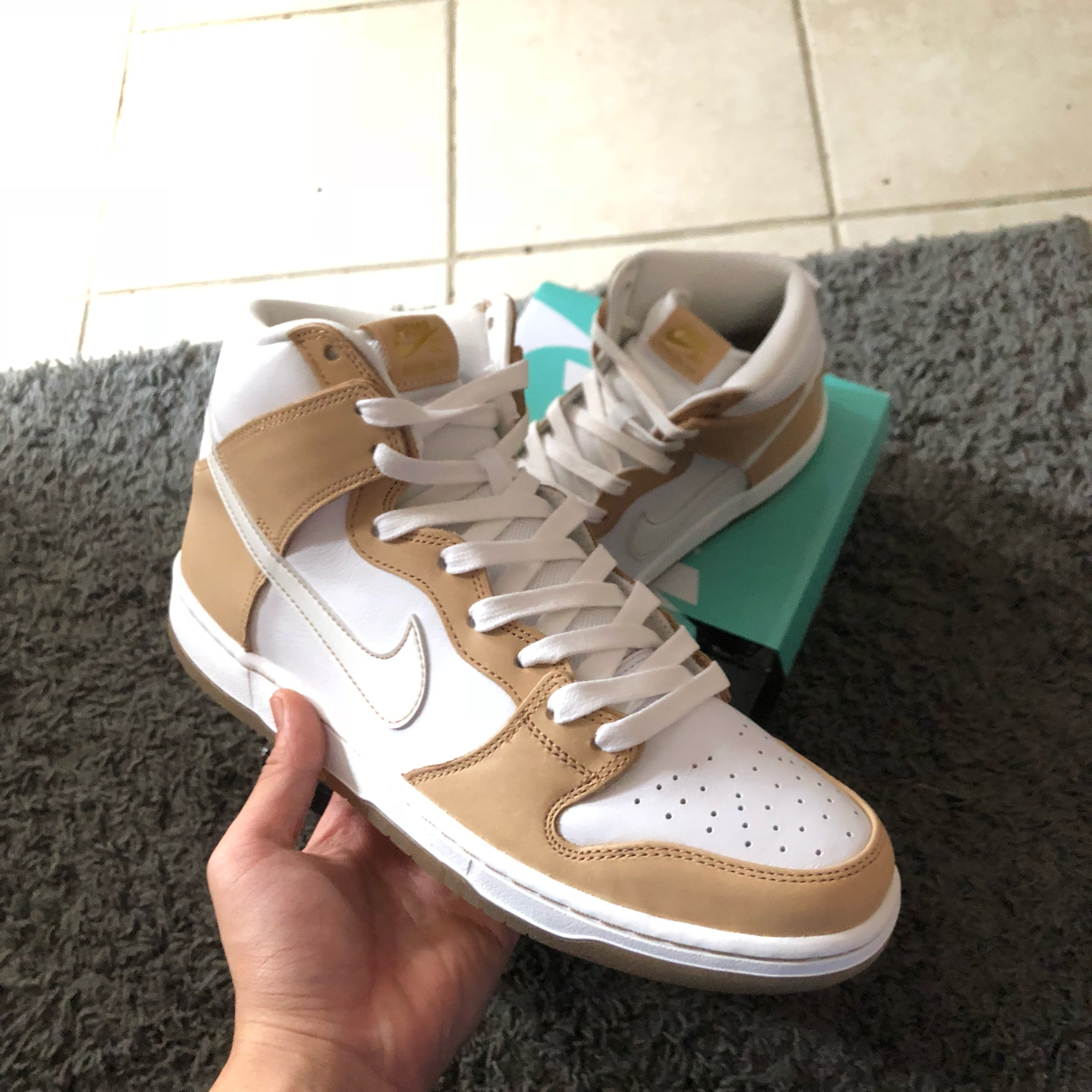 """the latest 0d8a4 bf4d5 Nike Sb Dunk High Trd Qs """" Win Some Lose Some """""""