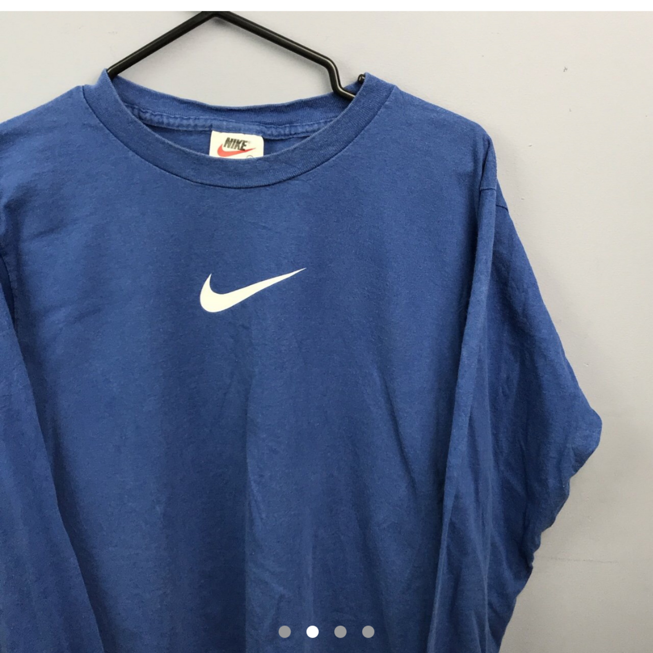 dadc3052654f Nike Union Tee Loose Fit Small