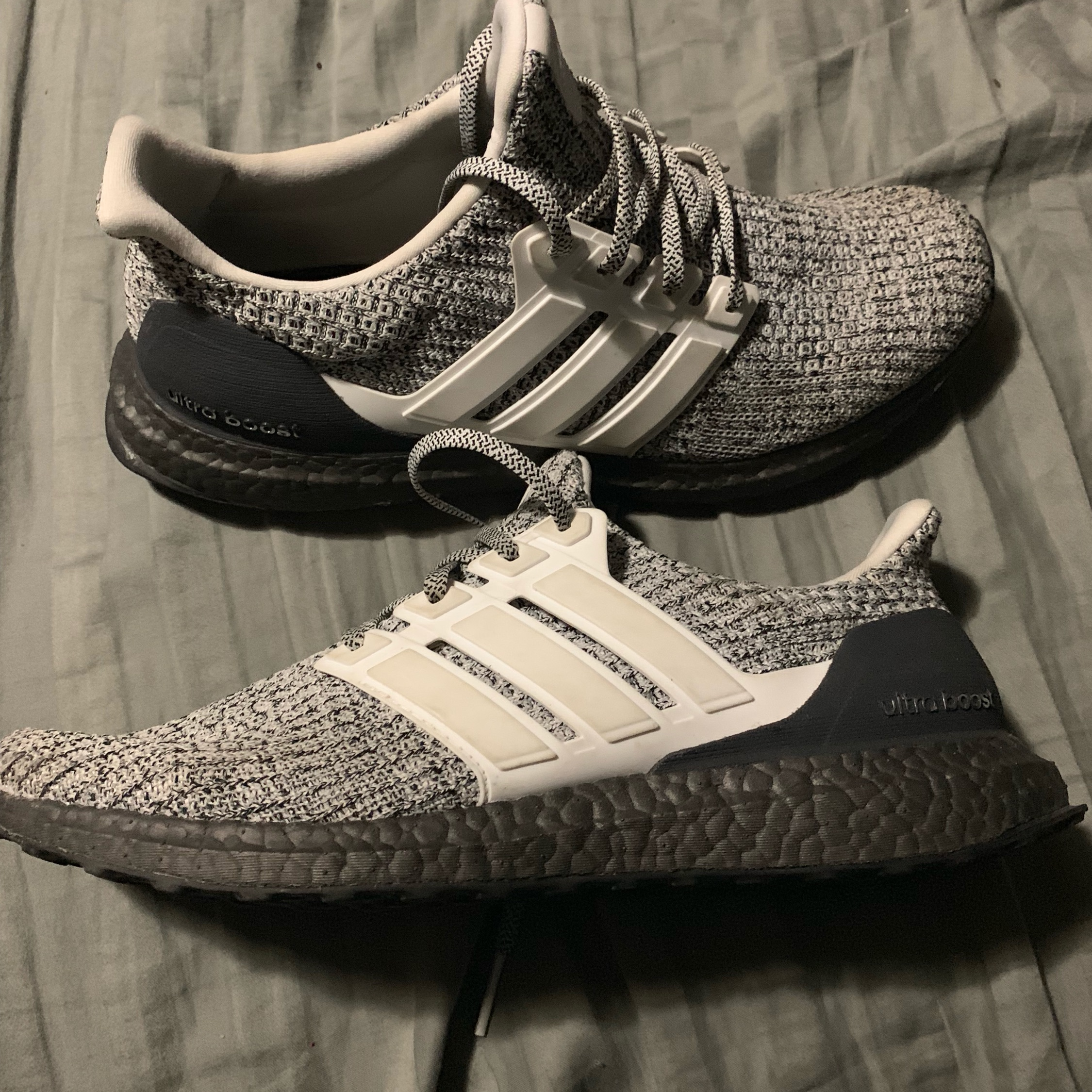 free shipping 788f3 5113d Ultra Boost 4.0 Cookies And Cream
