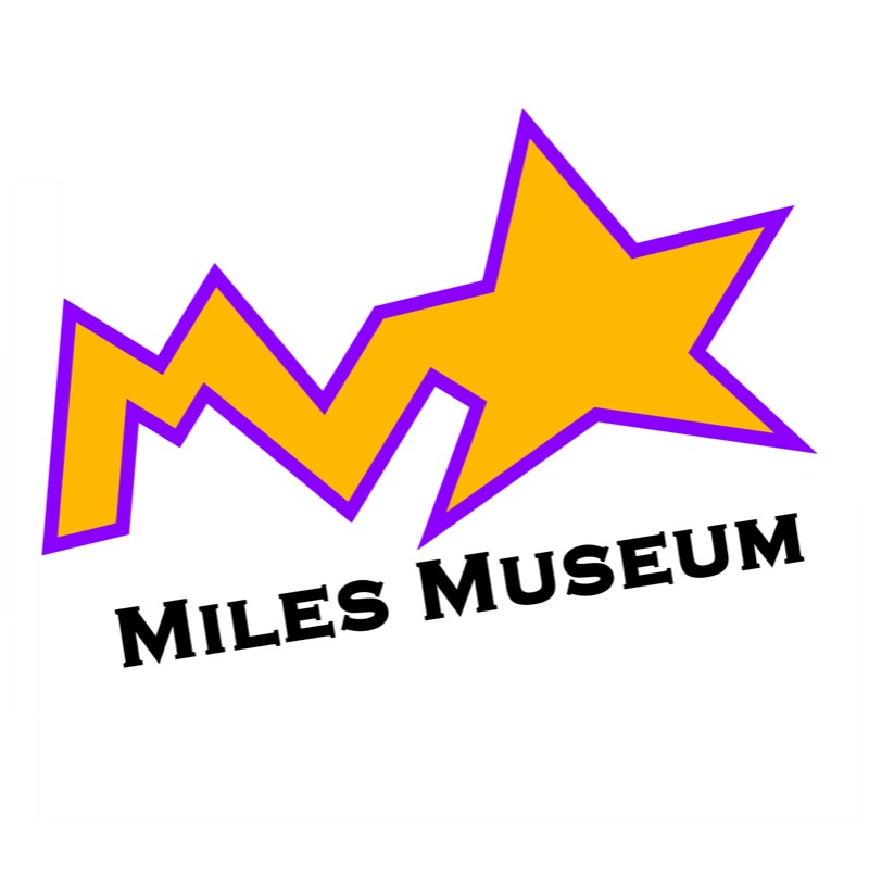 Bump profile picture for @milesmuseum
