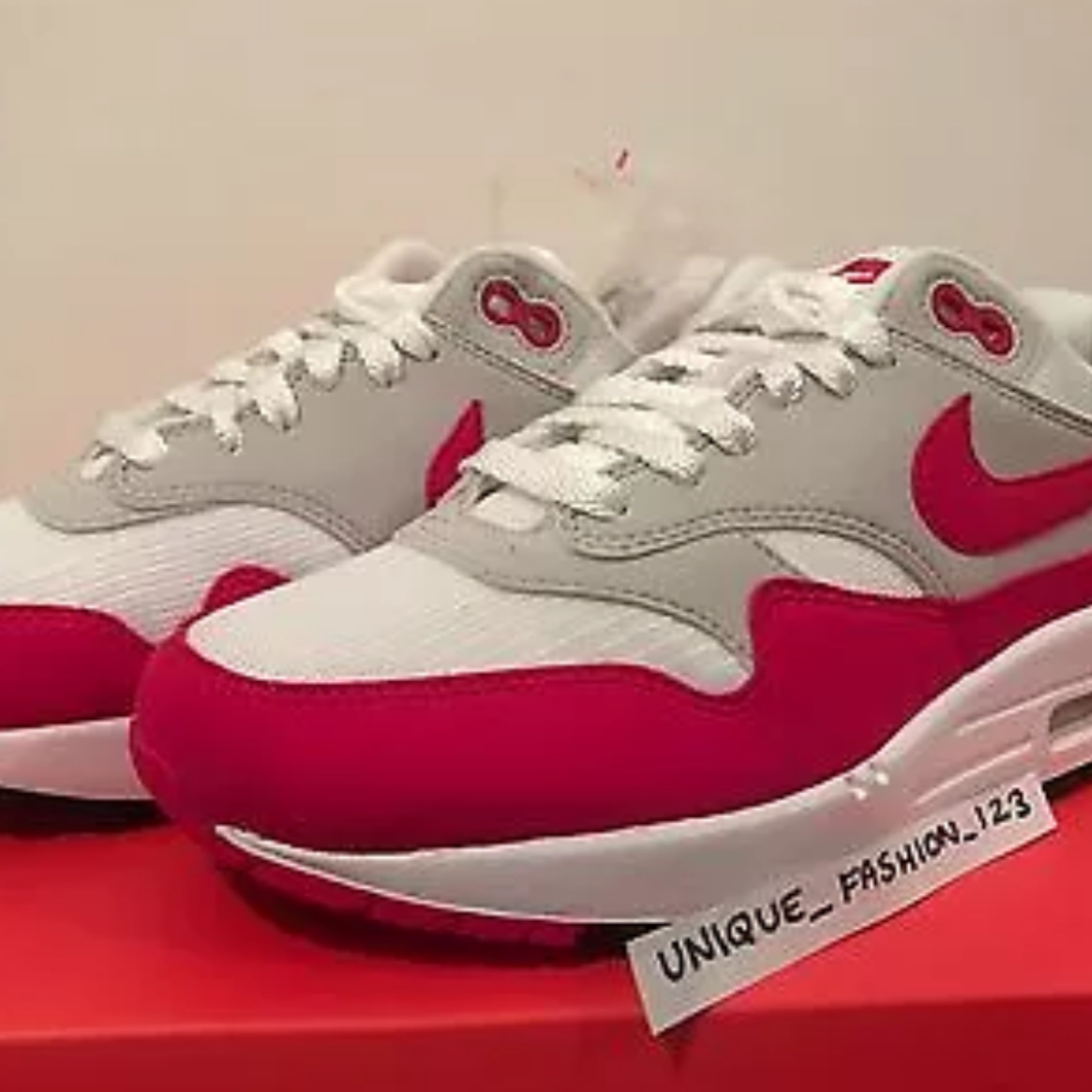 premium selection 39364 1d645 Nike Air Max 30Th Anniversary Og Red