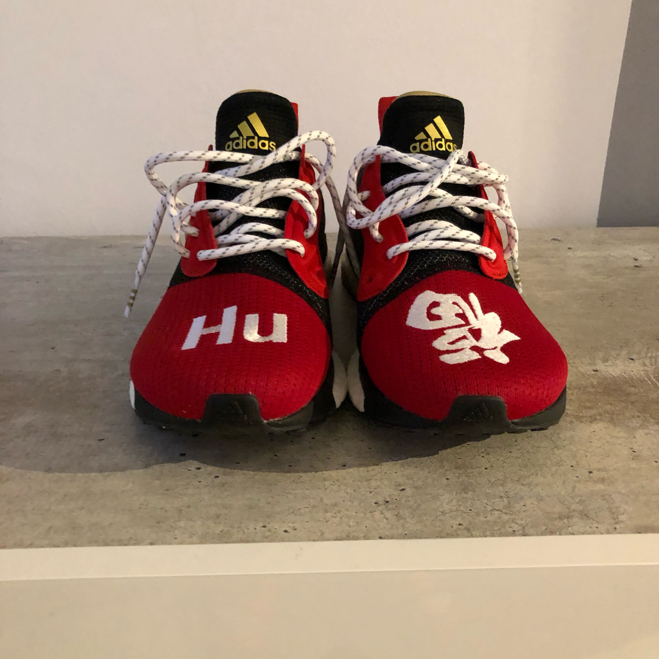 the latest 1d2ac 6ace9 Adidas Human Race Ultra Boost China Pack