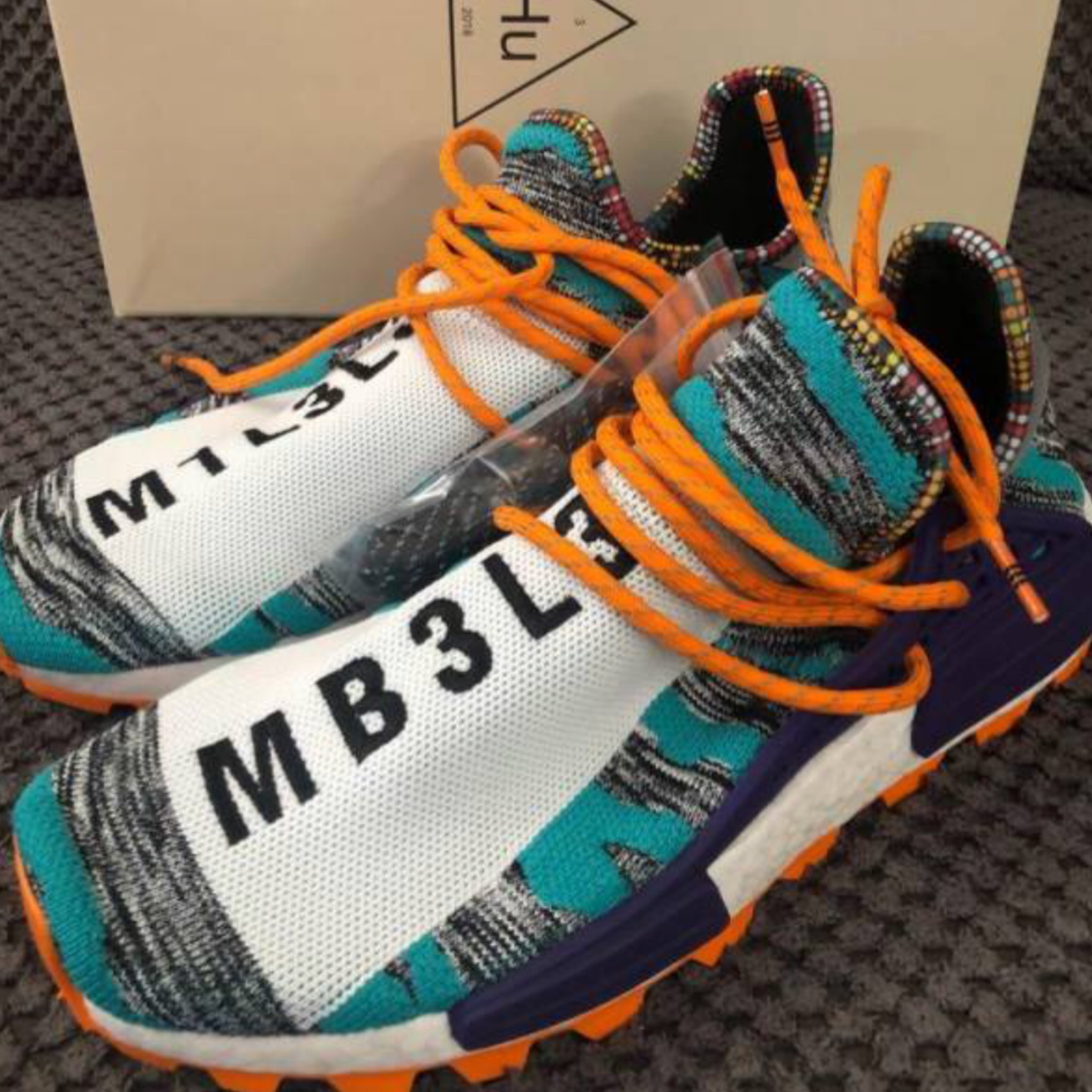 check out 8435c 6eada Adidas Nmd Human Race X Pharrell