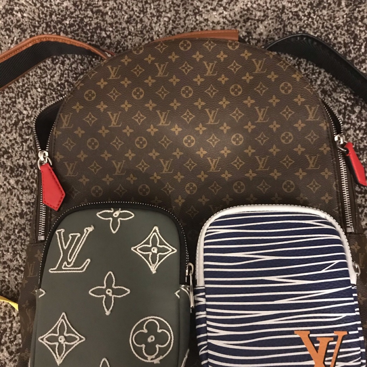 Louis Vuitton Backpack Multipocket
