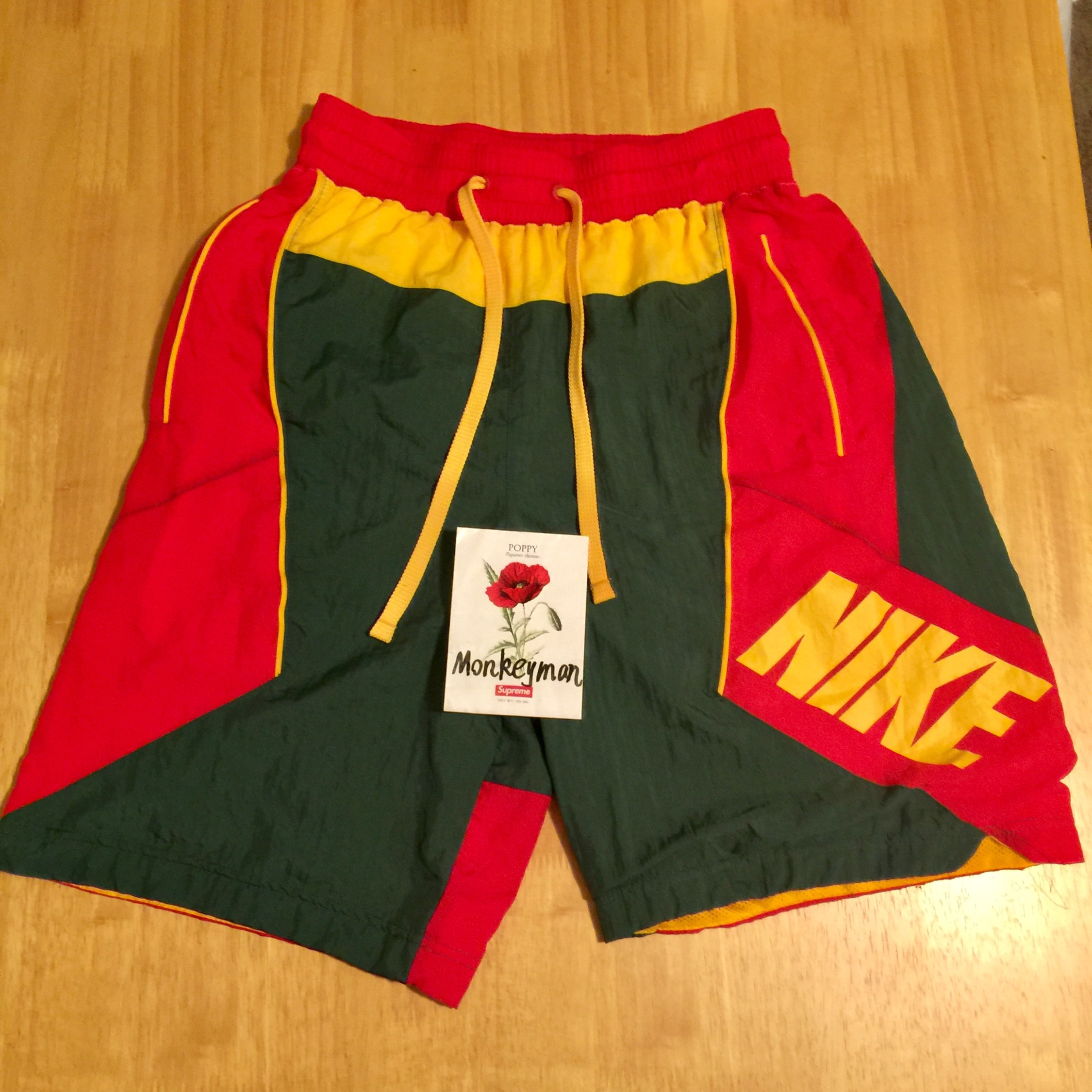 Nike Basketball Shorts Gucci Colorway S