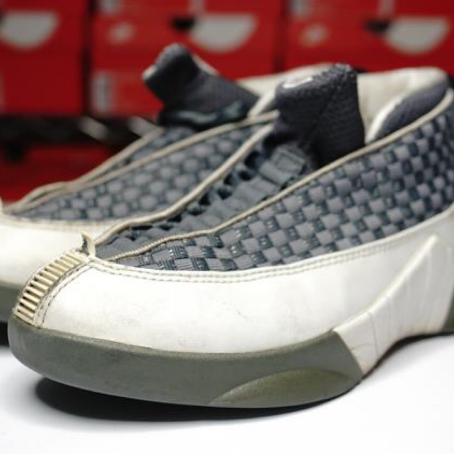 hot sale online 5df26 02d34 Nike Air Jordan 15 Xv (Gs) Size 3.5Y