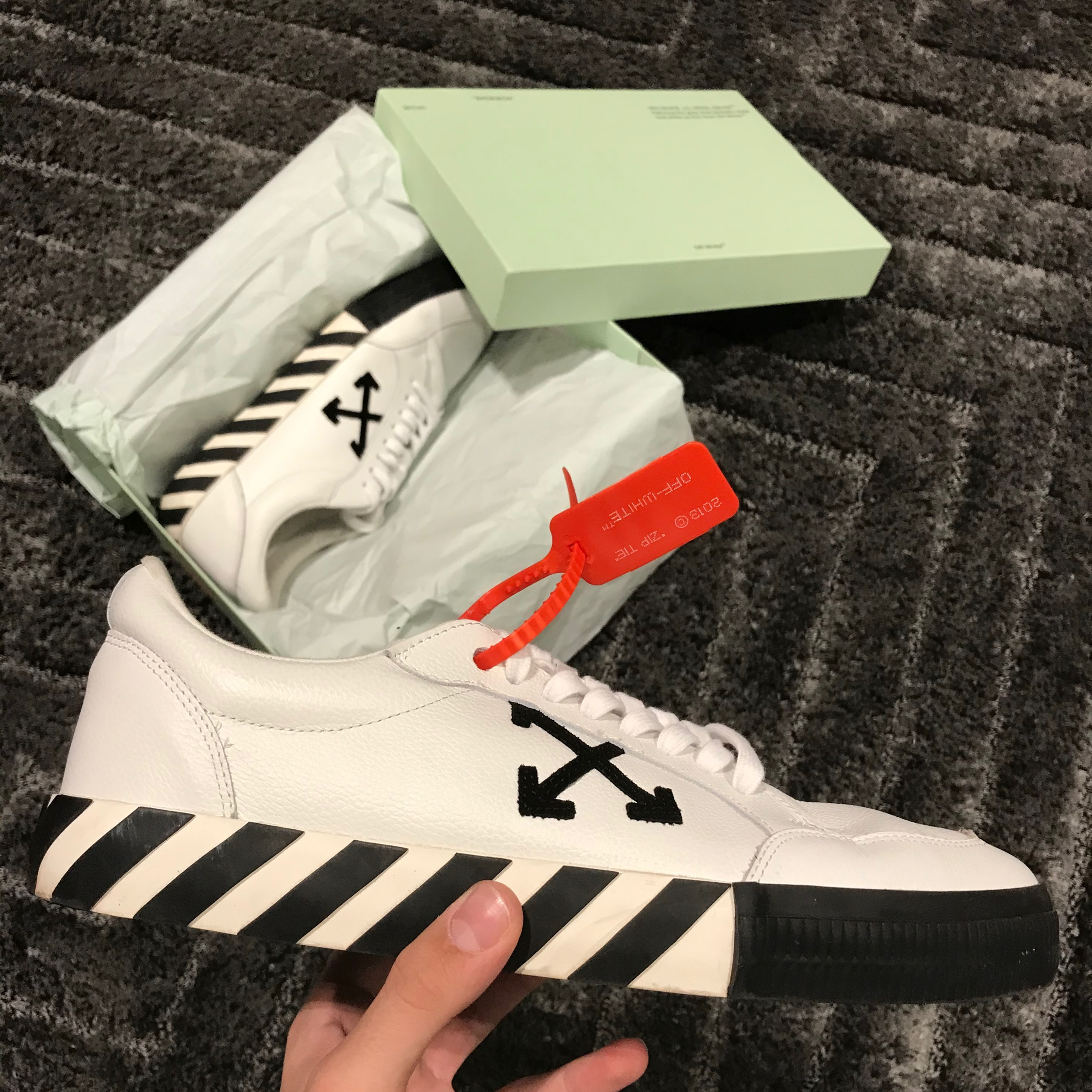 off white shoes price