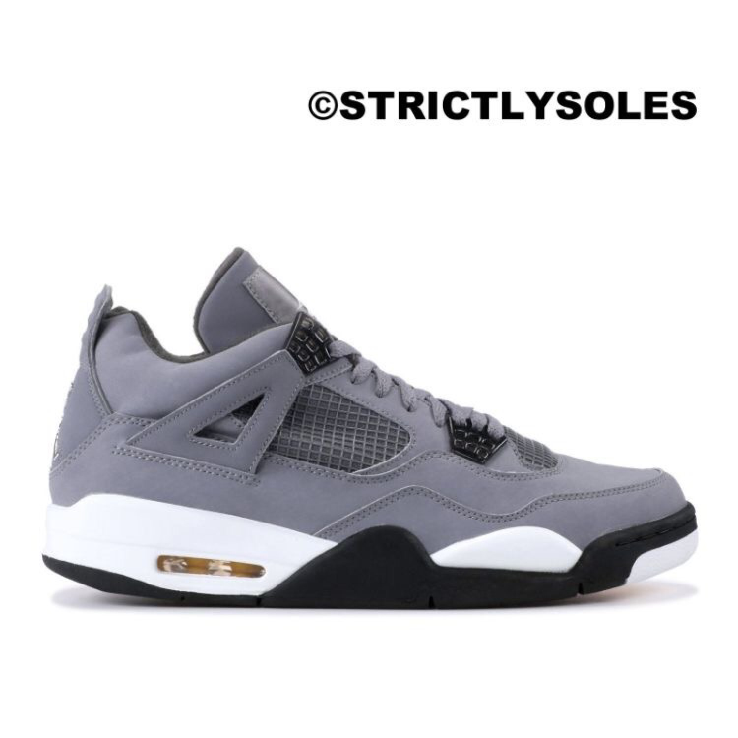 "finest selection 89a4c 237fb Air Jordan Retro 4 ""Cool Grey"" (2019)"