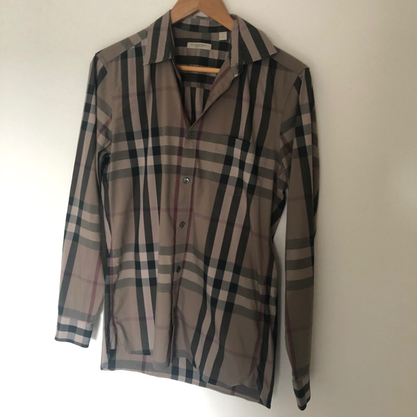 Burberry Shirt Size S
