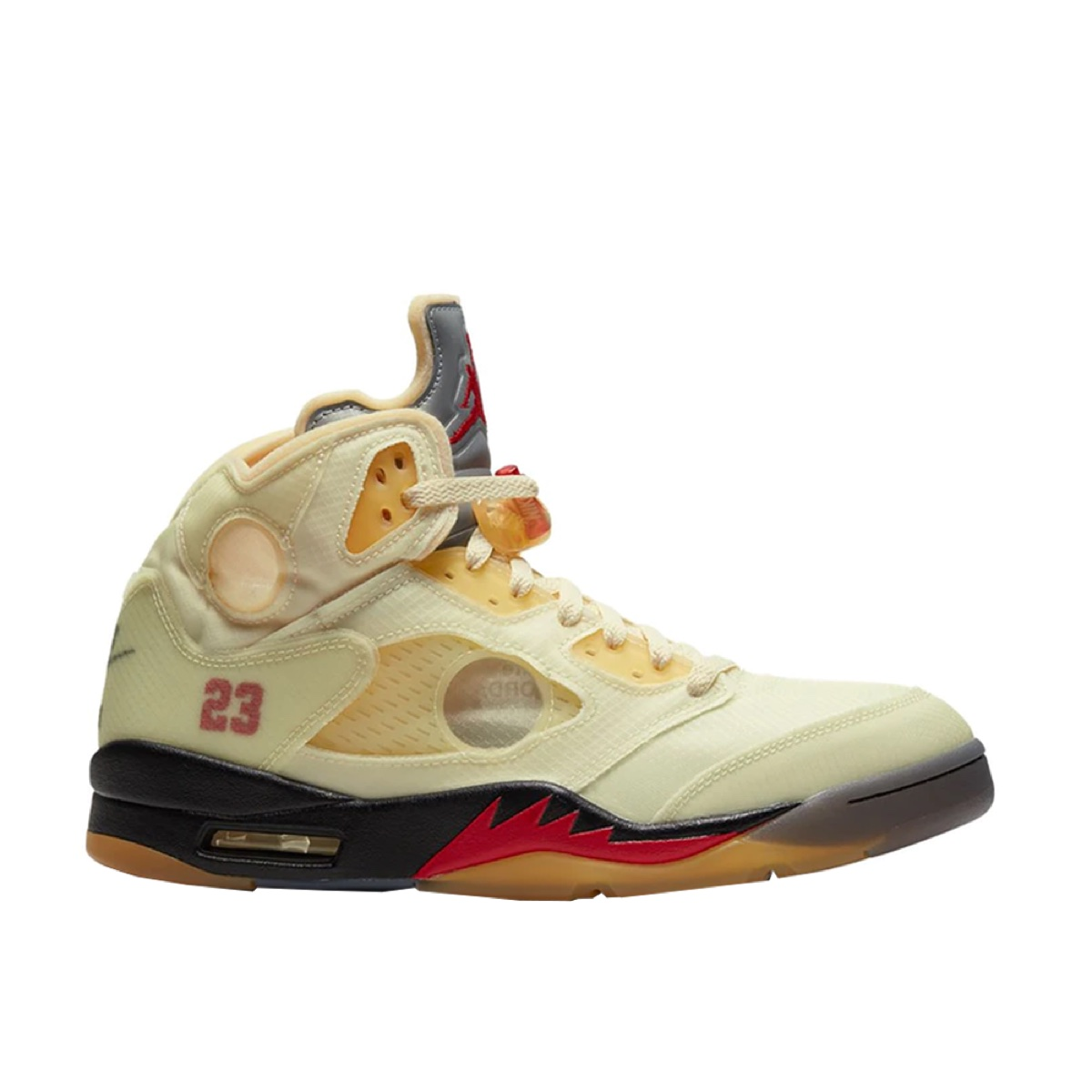 Jordan 5 Retro Off White Sail