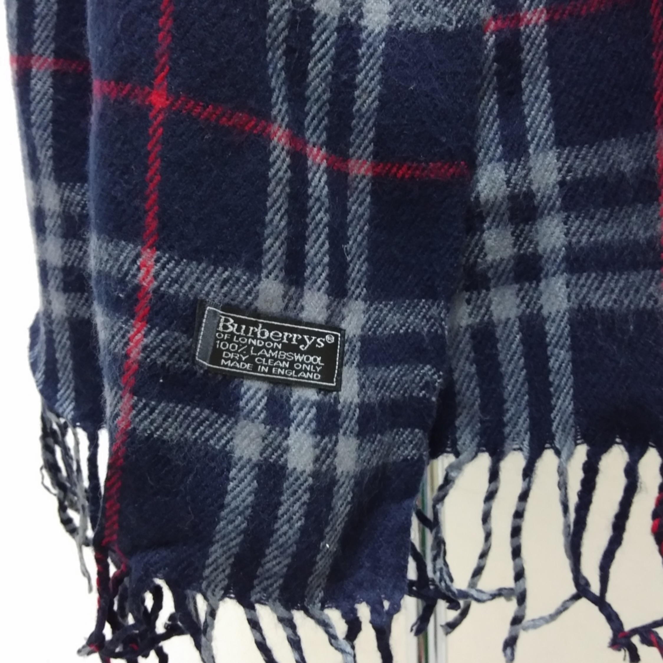 Burberry Scarf Vintage