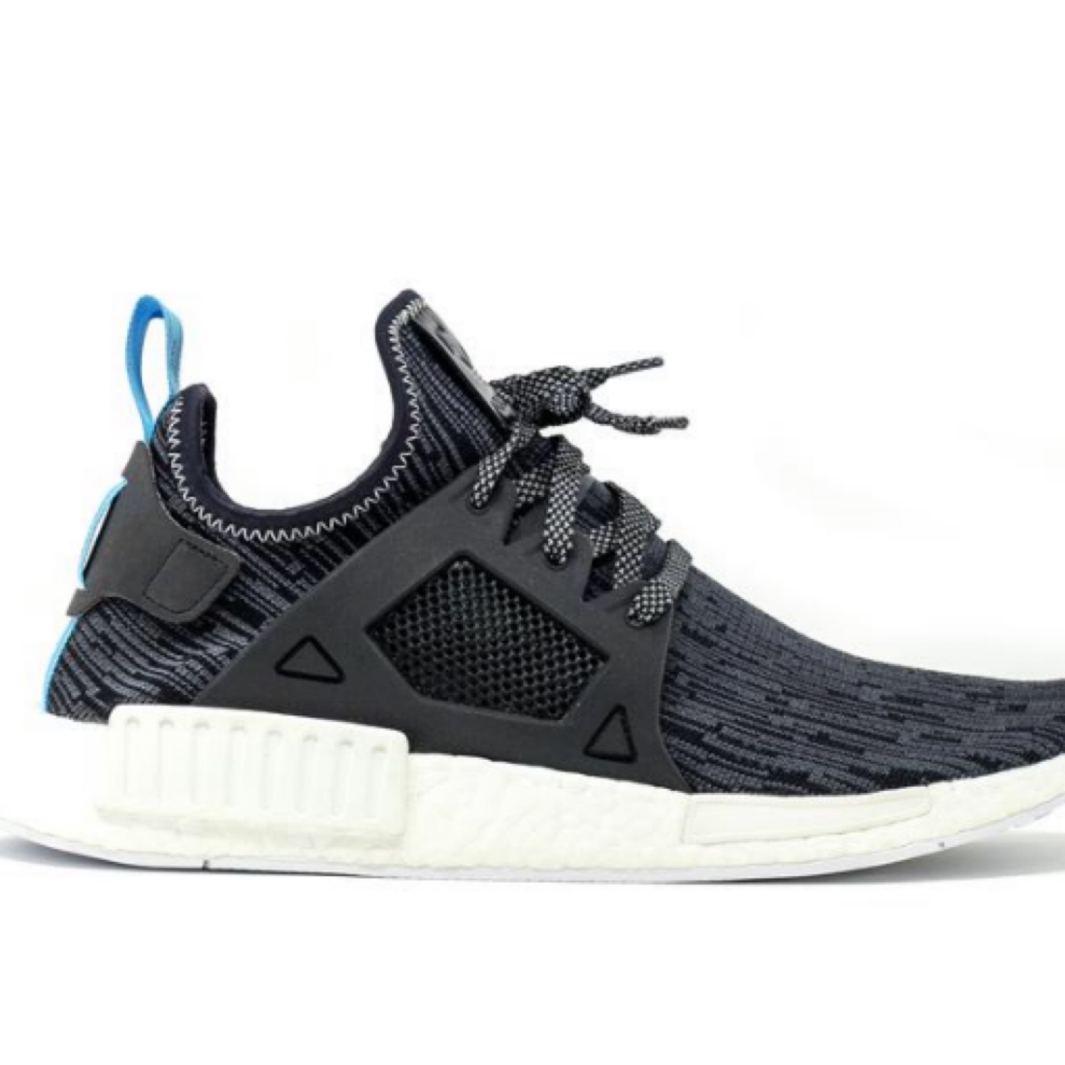 new style 88e25 758ee Adidas Nmd Xr1 Pk Glitch