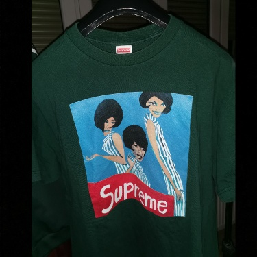 Supreme Group Tee Dark Green