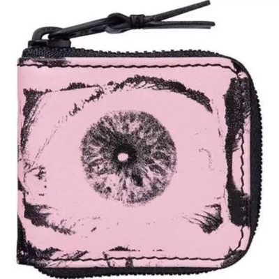 Supreme Cdg Eyes Coin Pouch