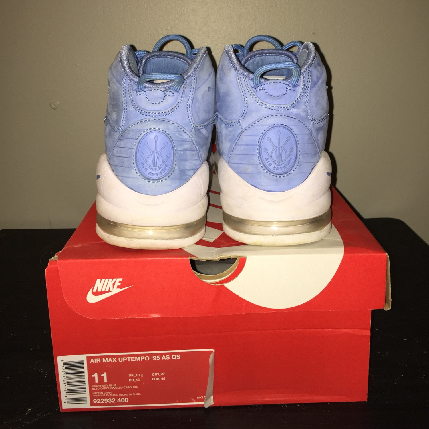 new style 7da15 9522e Air Max Uptempo 95 As Qs (Unc)