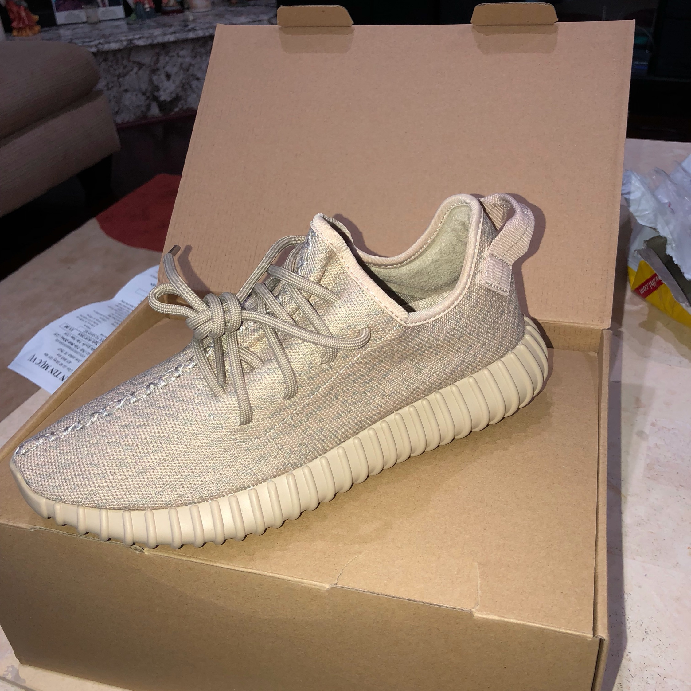 Yeezy 350 Oxford Tans