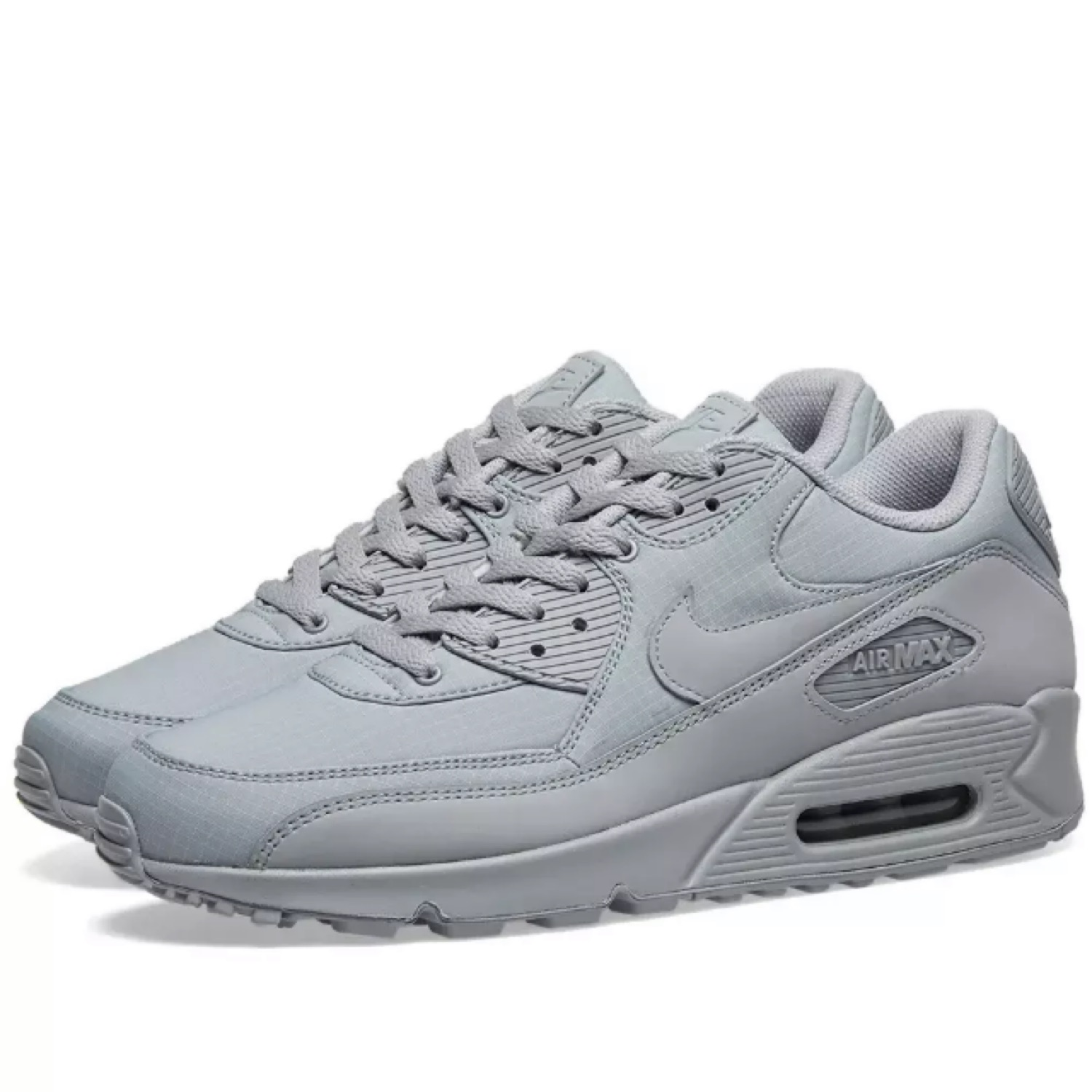 new arrival 392f9 41ce8 Nike Air Max 90 Essential Wolf Grey