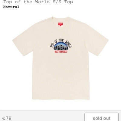 Supreme Top of the World Natural