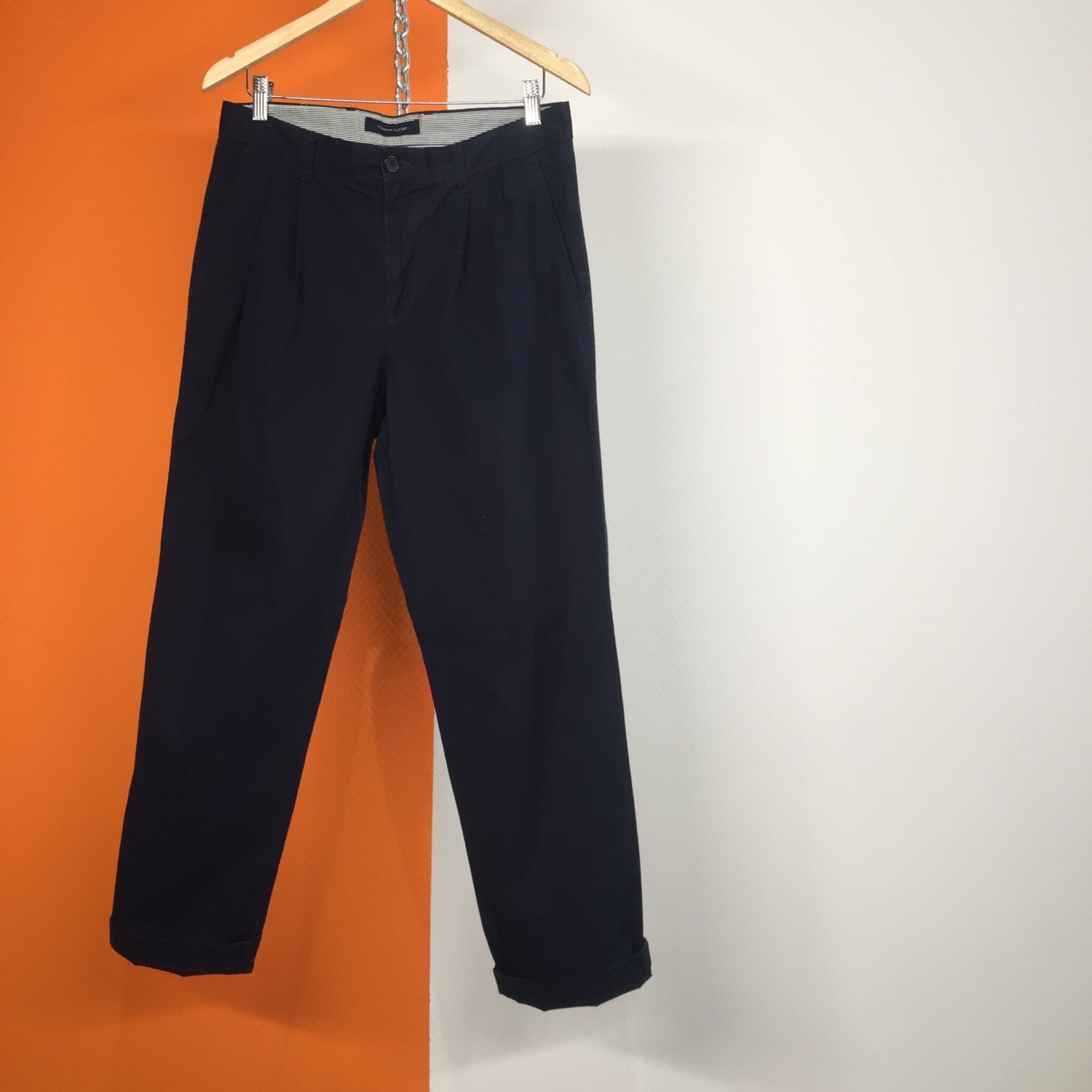 Tommy Hilfiger Blue  Chinos  Pant