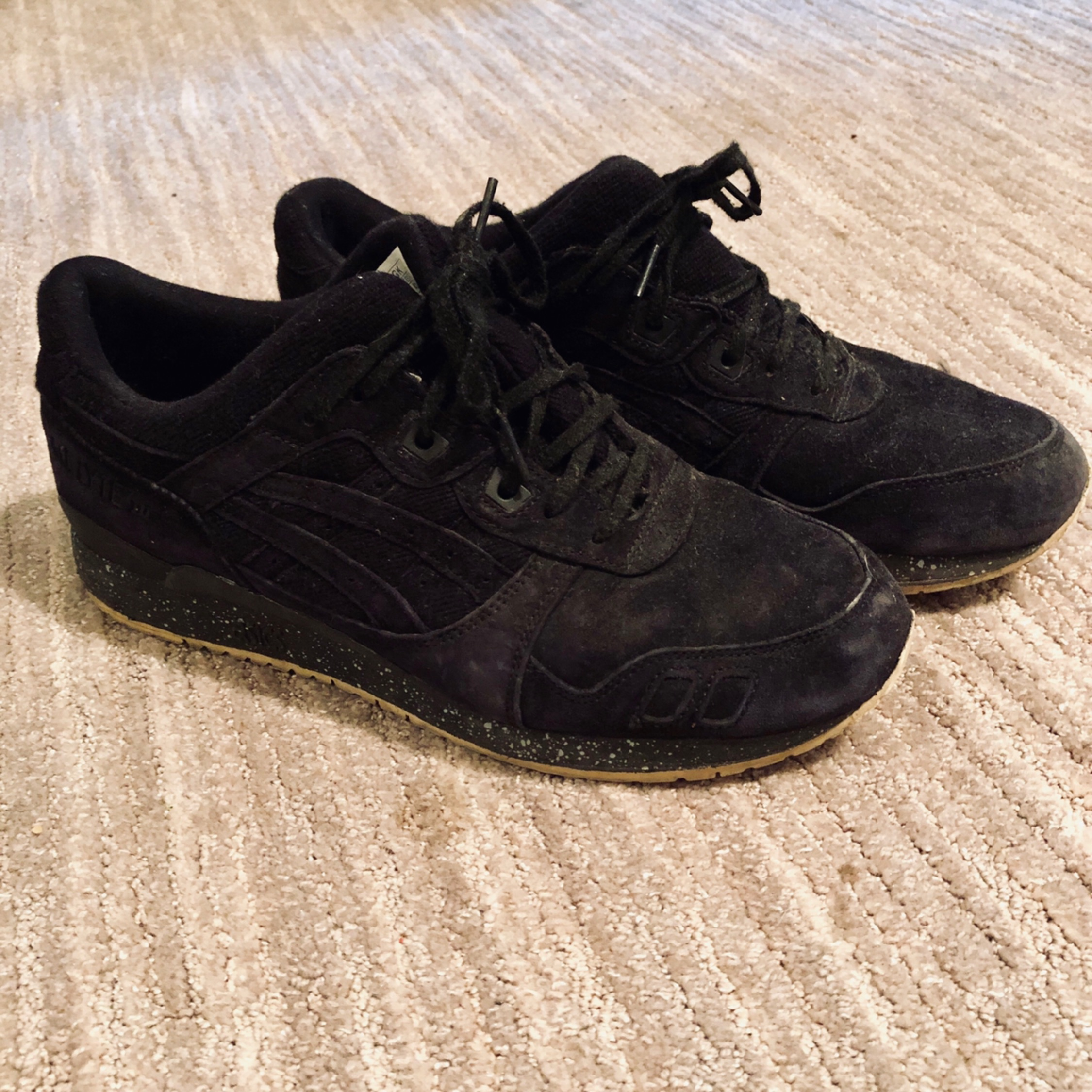 newest 1c0d1 2b2e0 Asics Gel-Lyte Iii X Reigning Champ (Black)
