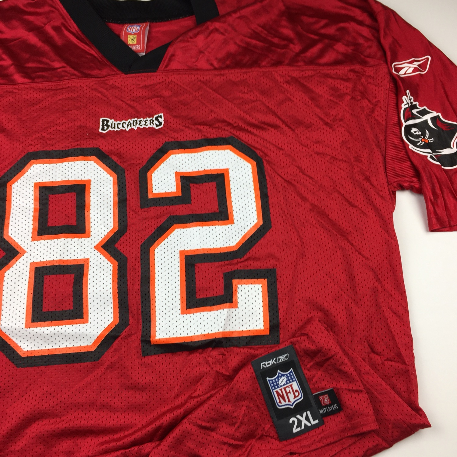 check out 7f8c4 6aea7 Nfl Tampa Bay Buccaneers Winslow Football Jersey