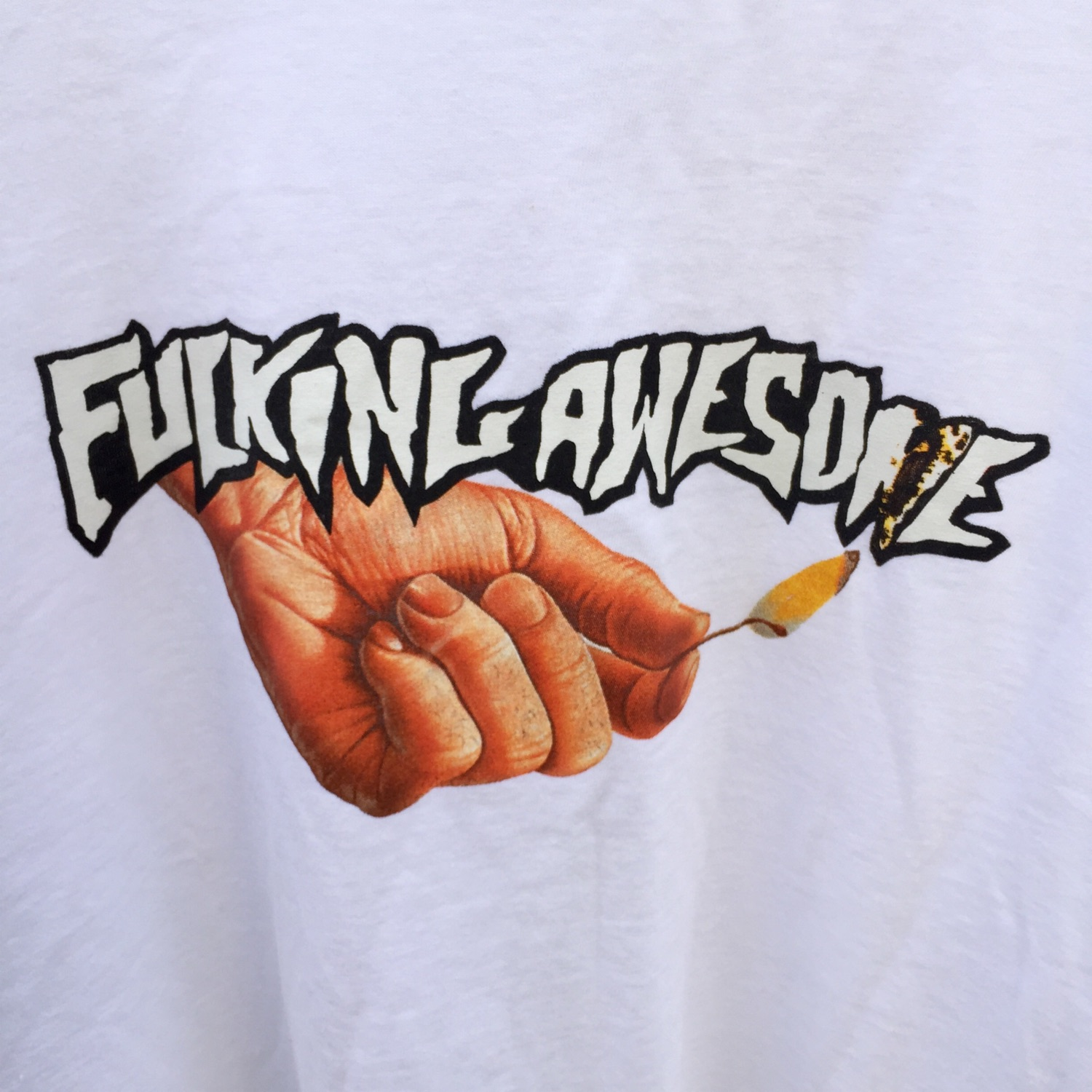 """Fucking Awesome """"Pyro"""" Graphic Tee"""