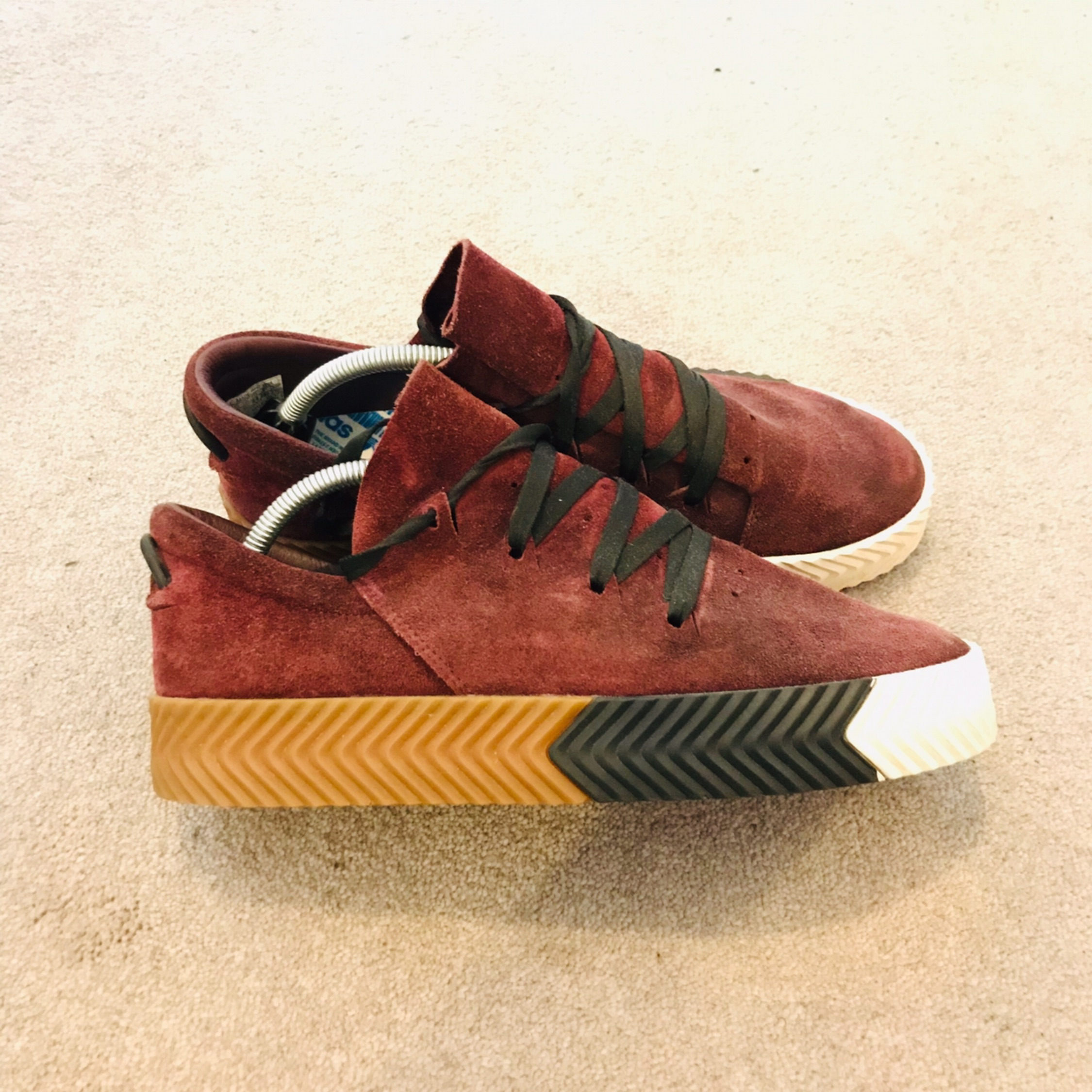 Adidas Originals By Alexander Wang Skate Sneakers