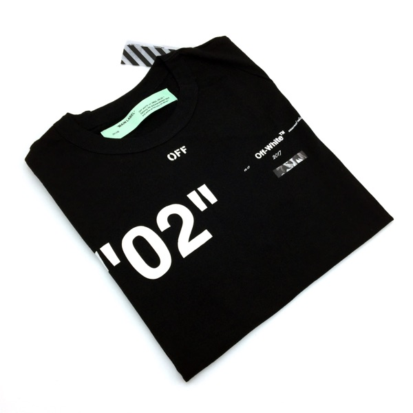 "Off-White C/O Virgil Abloh ""For All"" 02 Caravaggio"