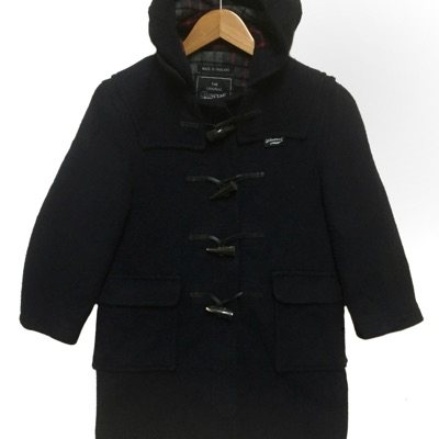The Original Gloverall Duffle Coat Made In England