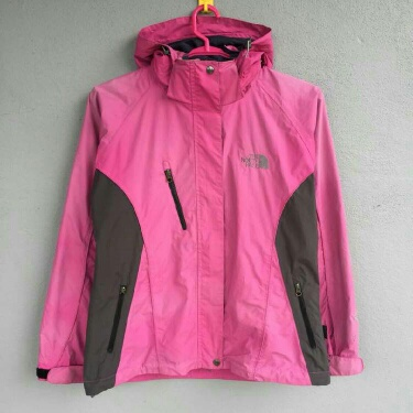 TNF The North Face Jacket Goretex Pink.