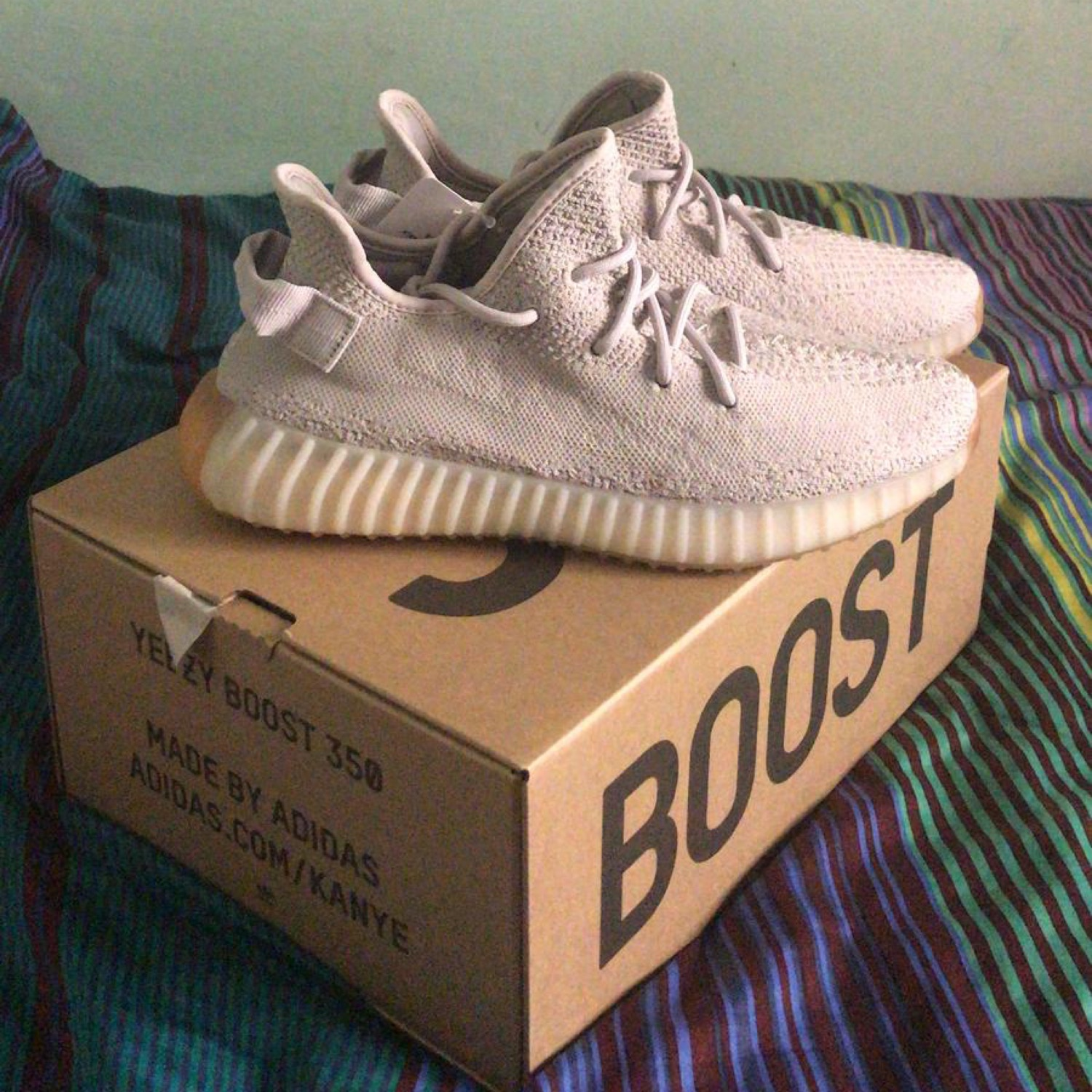 buy online f836a 0aac0 Yeezy Boost 350 V2 Sesame *Retail*
