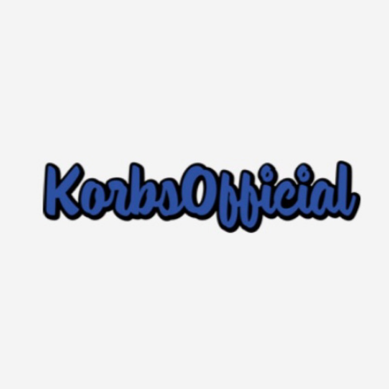 Bump profile picture for @korbsofficial