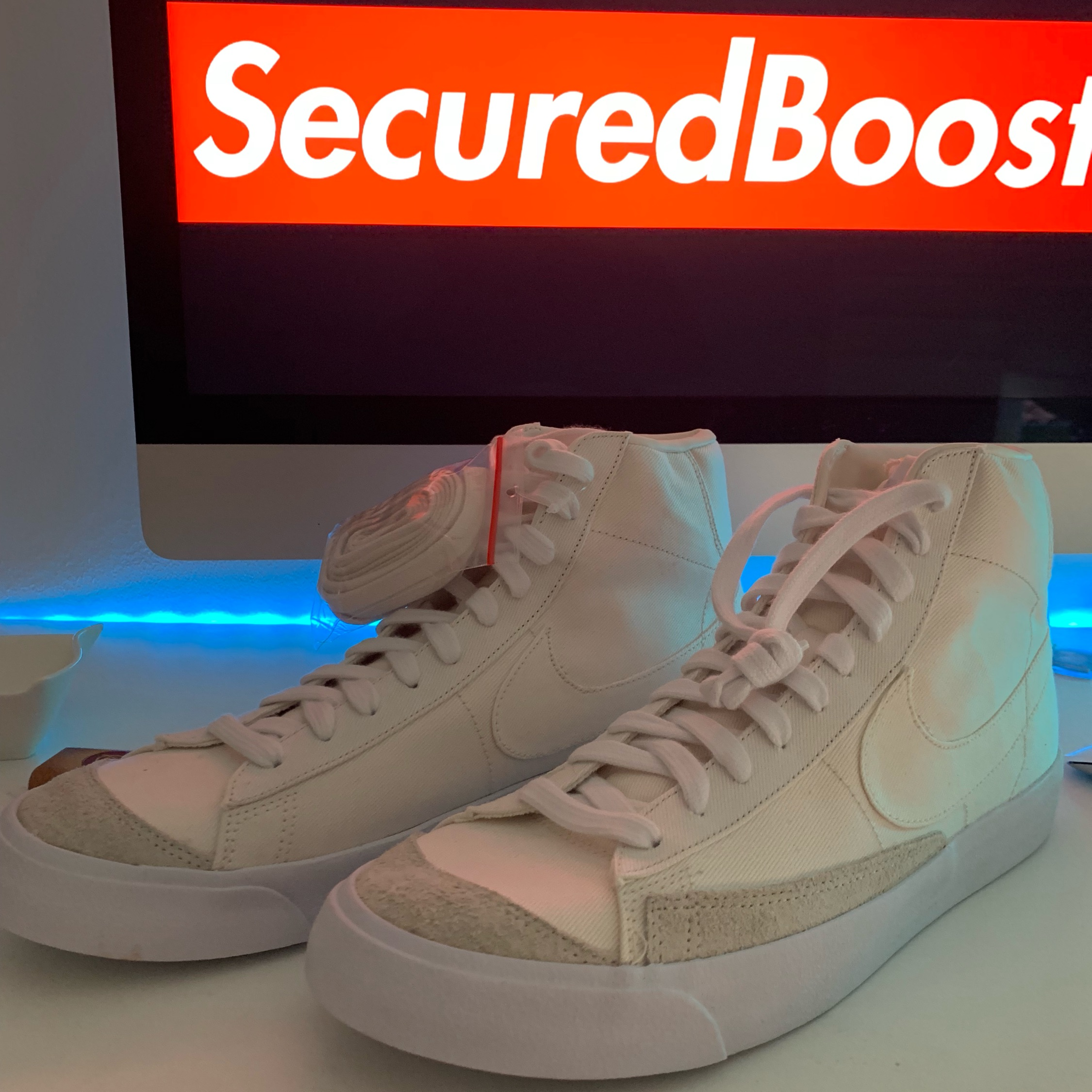 special for shoe best shoes run shoes Nike Blazer Mid 77 Vintage Sail White