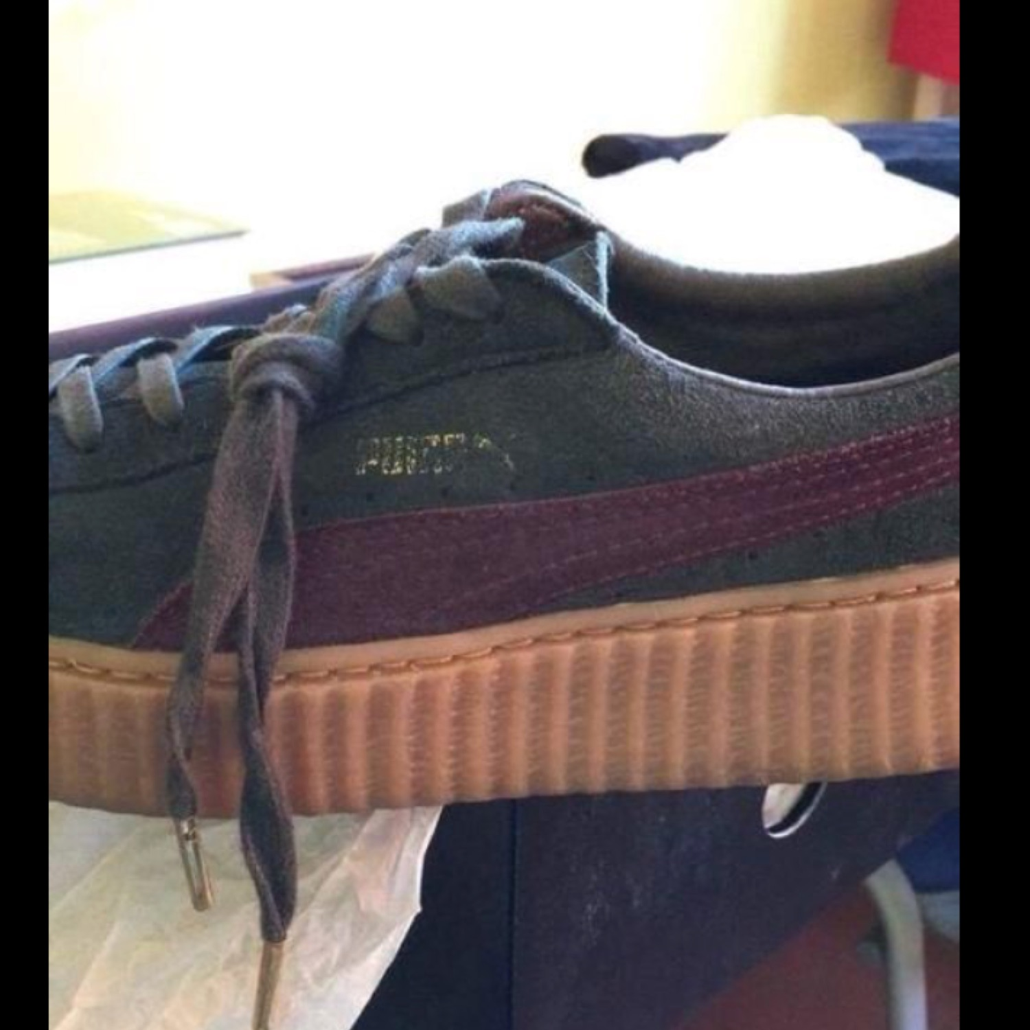 outlet store 6590c 0d511 Puma Fenty Creepers