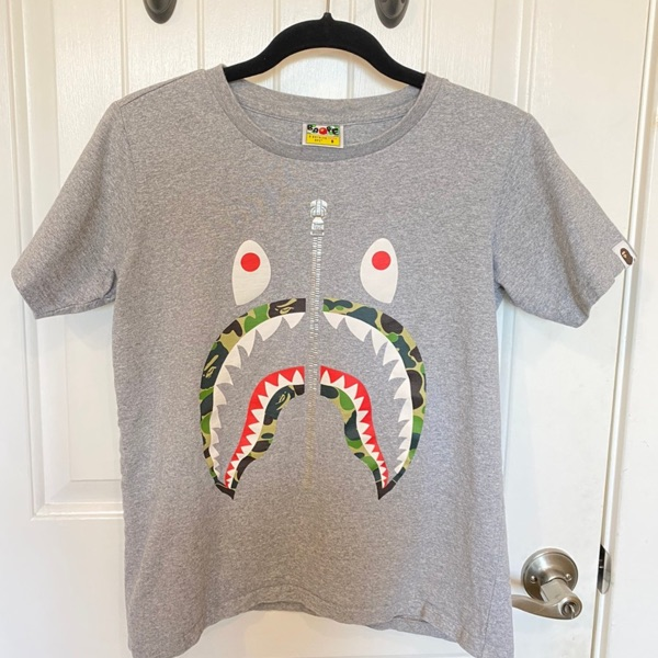 Bape Tee (Look At Description Before Buying)
