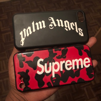 Palm Angles & Supreme Iphone 8/7 Case