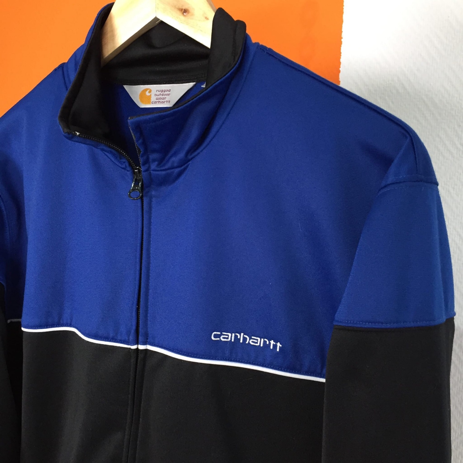 Carhartt Vintage Track Top Olympic Shirt