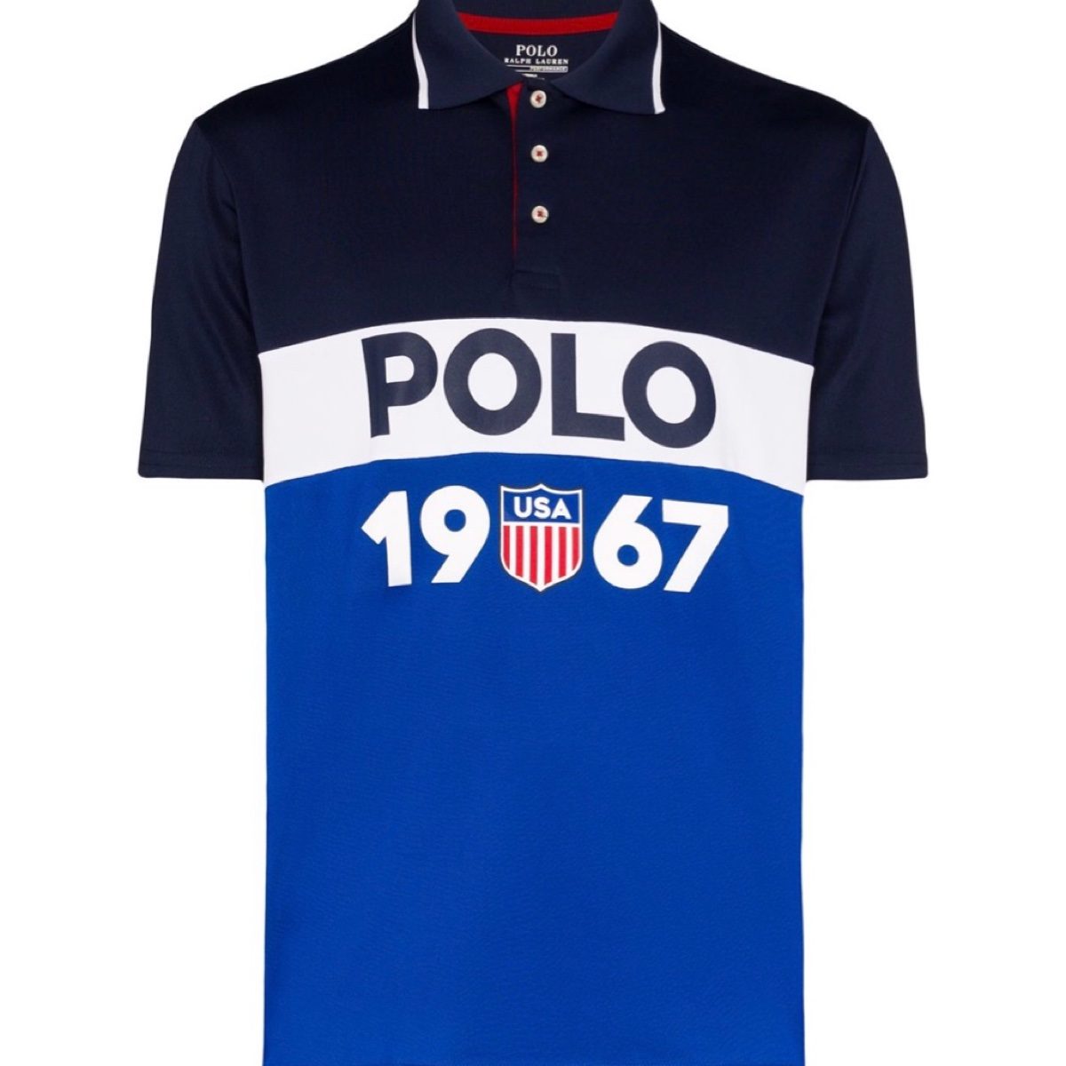 Polo Ralph Lauren - Polo Con Banda A Righe