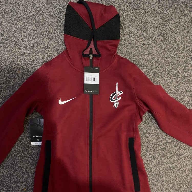 Masaje Hectáreas Conveniente  Brand New Nike Cavaliers Hooded Jacket Size S