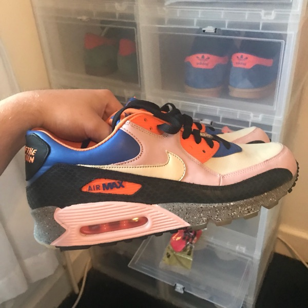 Metropolitano garaje masilla  Nike Air Max 90 King Of The Mountain Uk9.5 Us10.5
