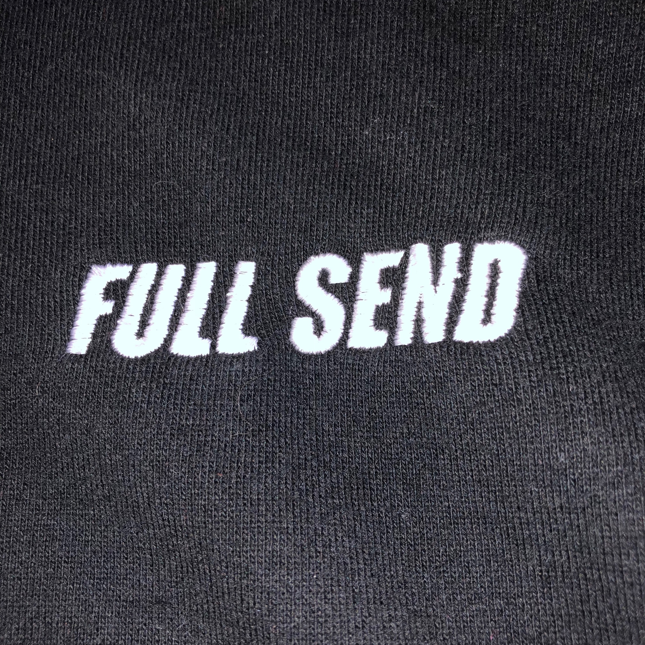Full Send By Nelk Boys Hoodie