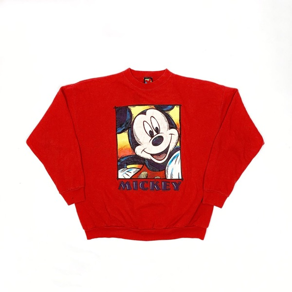 Vintage Mickey Mouse Jumper