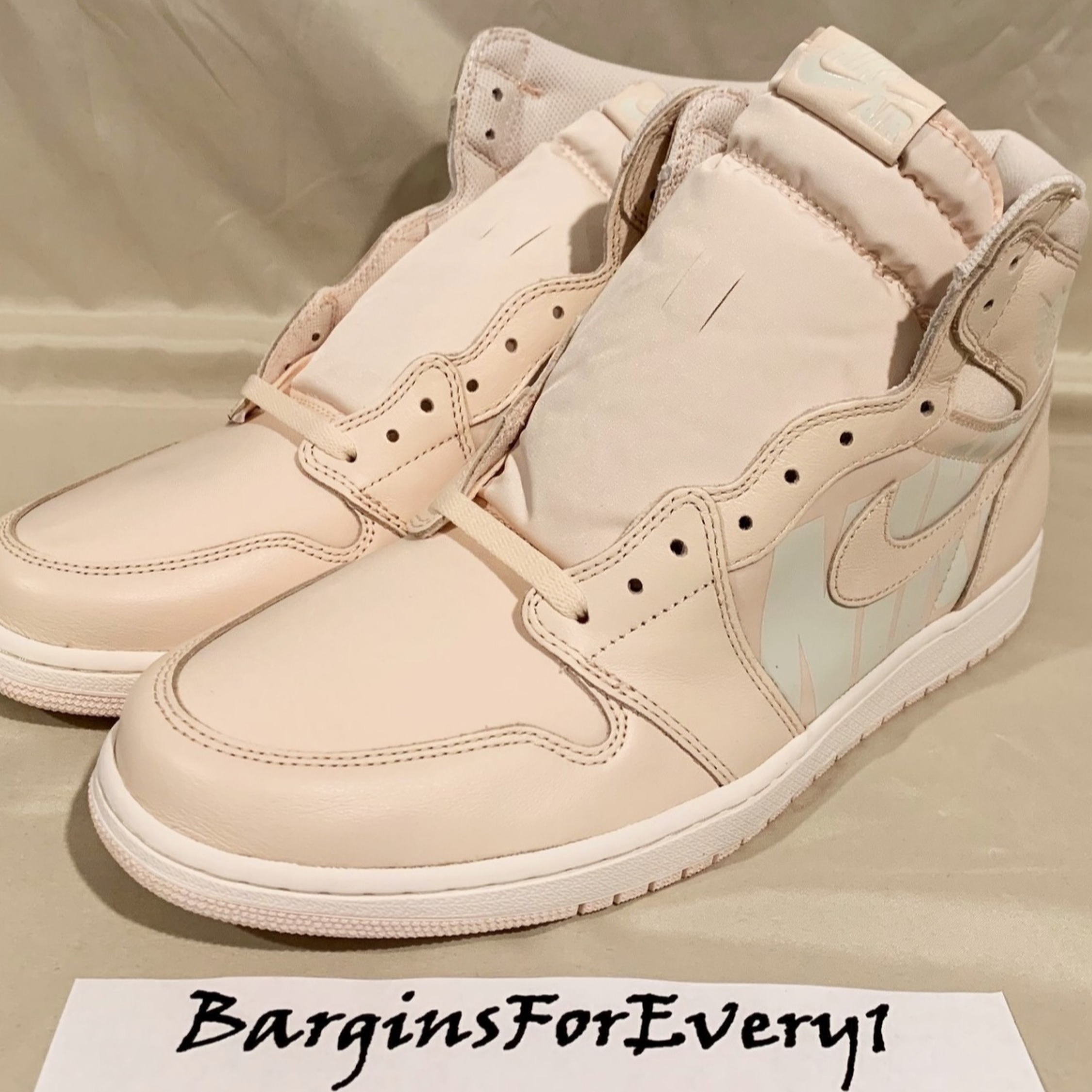 amazing selection new collection factory outlet New Air Jordan 1 Retro High Og Guava Ice/Sail