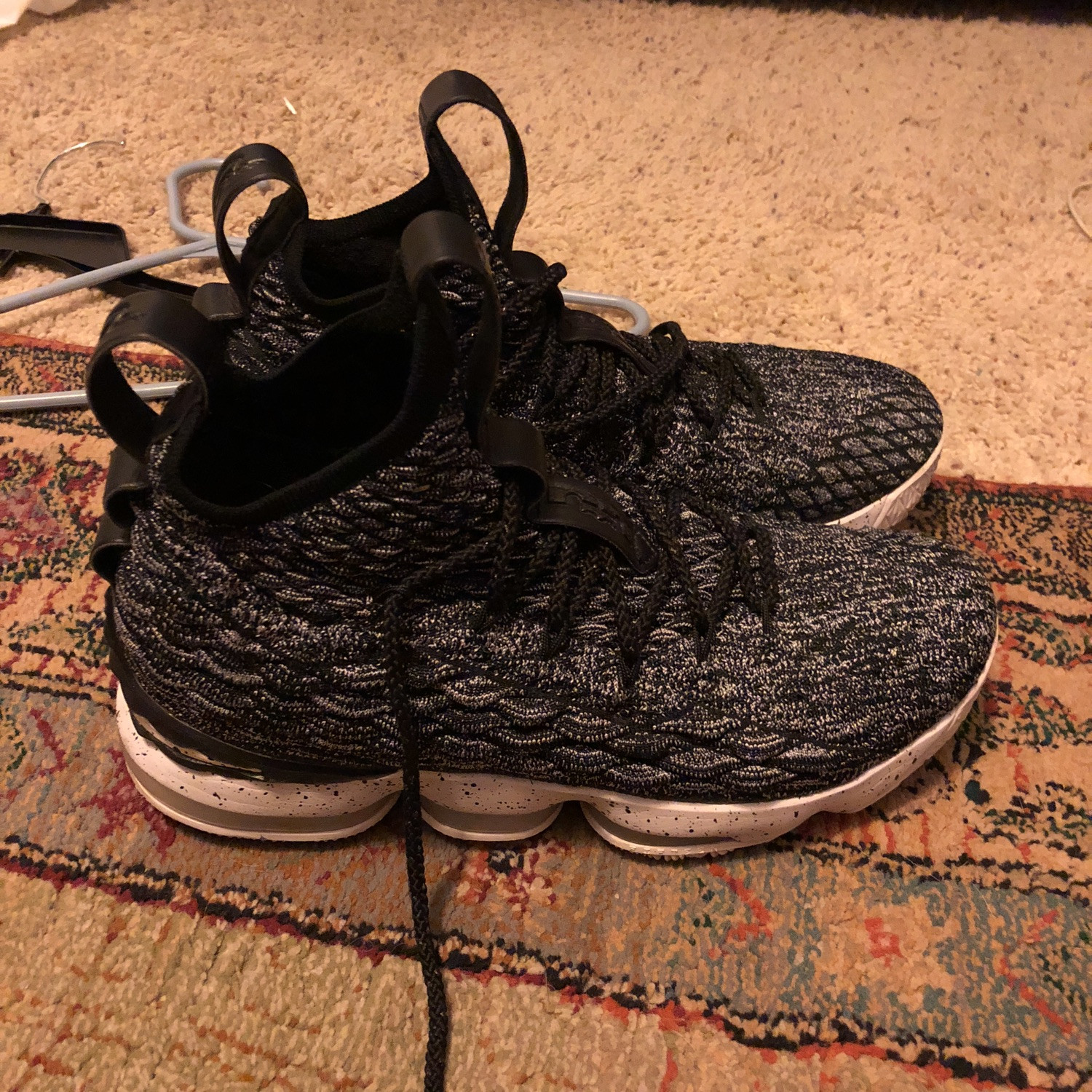 reputable site 373c6 c463a Lebron 15 Ashes