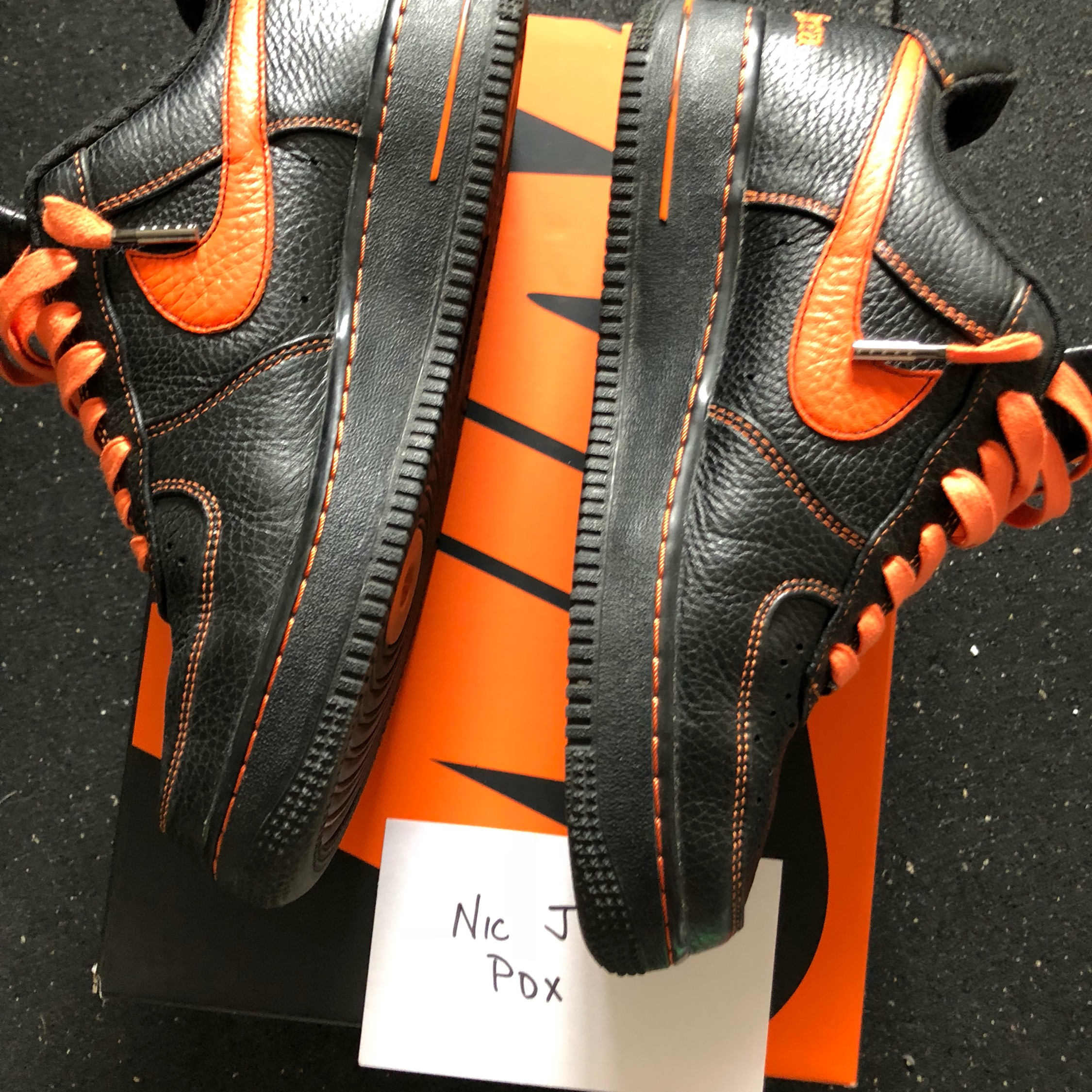 Vlone Air Force One Nike Size 7 5