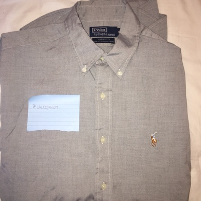 Polo Ralph Lauren Grey Shirt