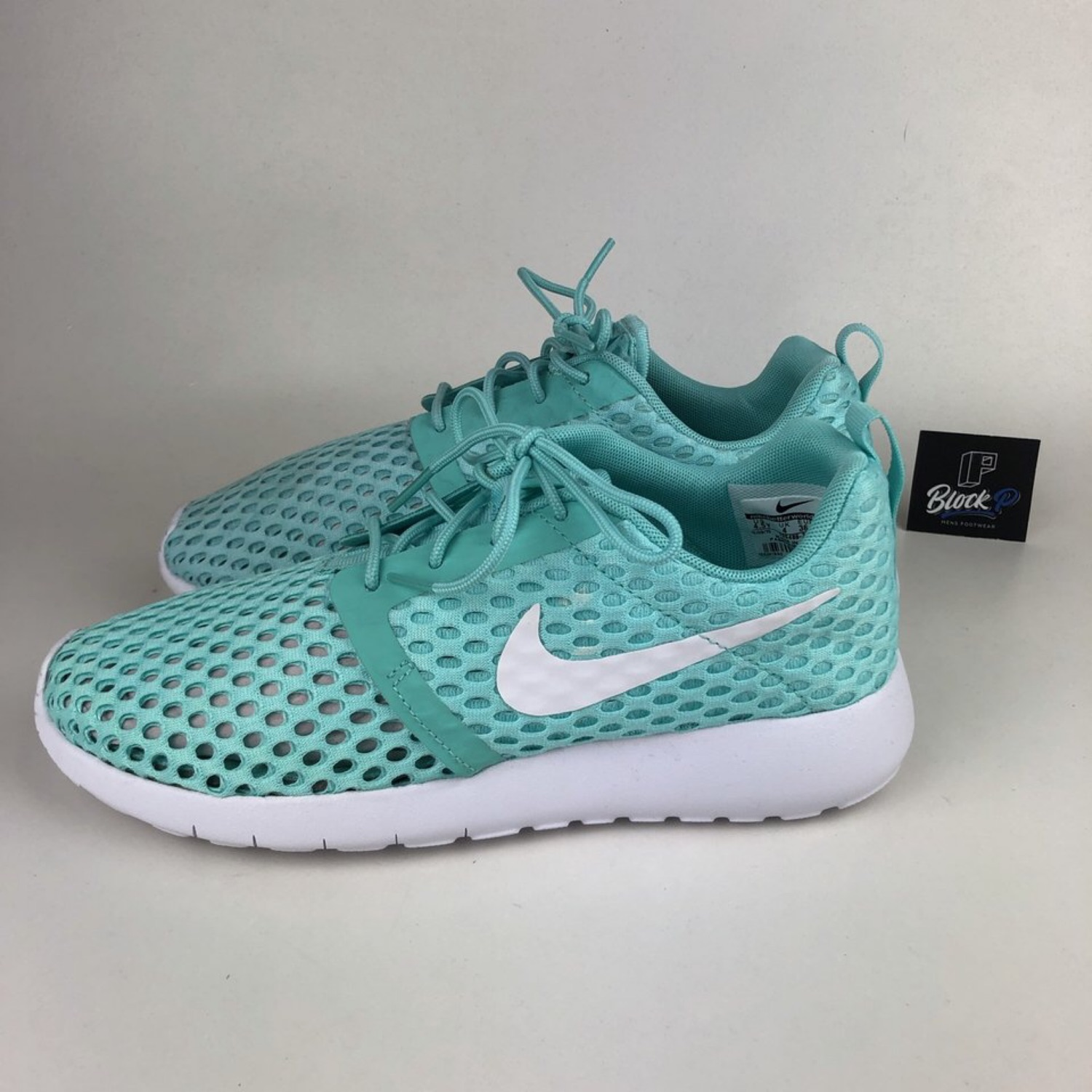 new concept 9c756 96f90 Nike Roshe One Flight Weight Turquoise Blue