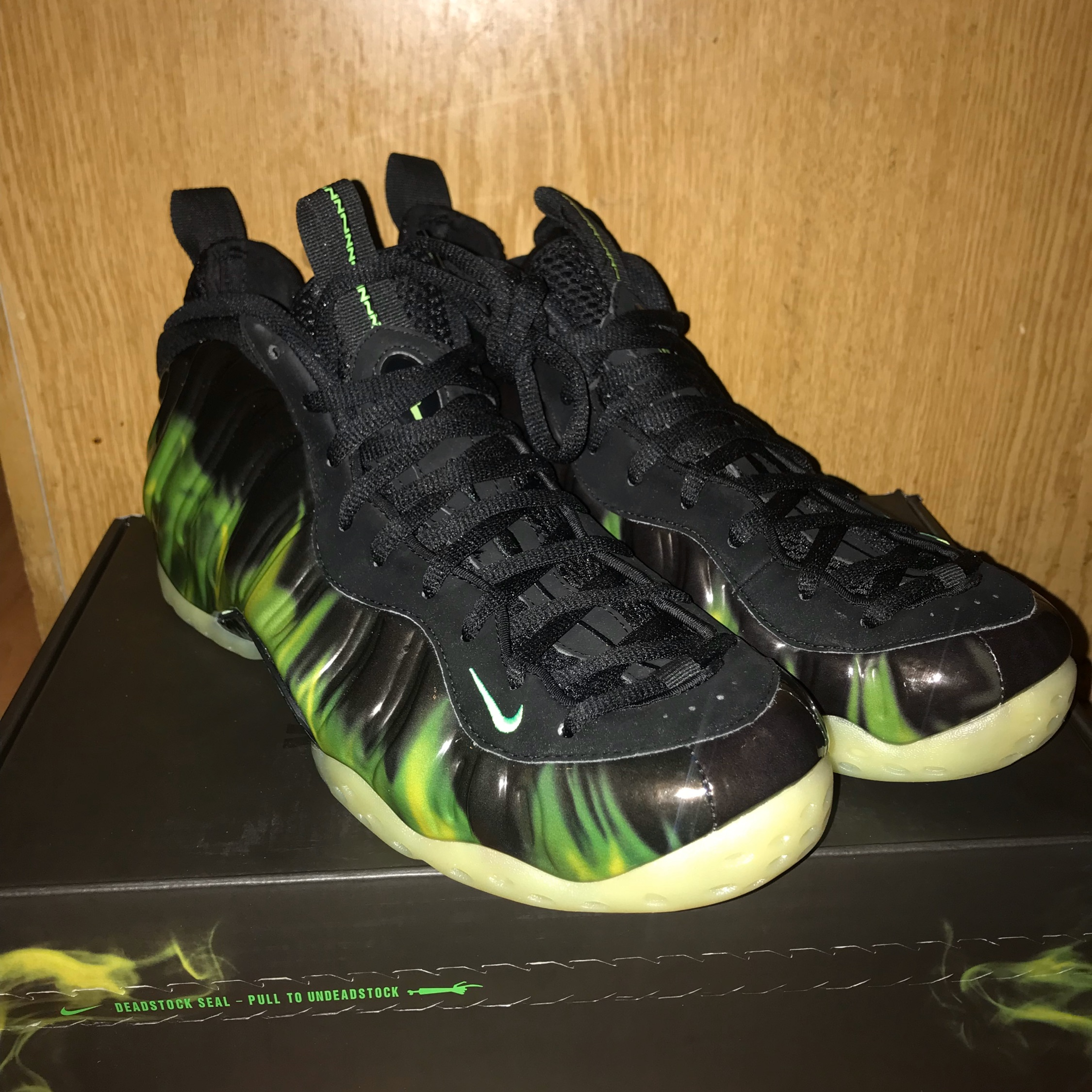 Nike Air Foamposite One Eggplant The Athlete s Foot North ...