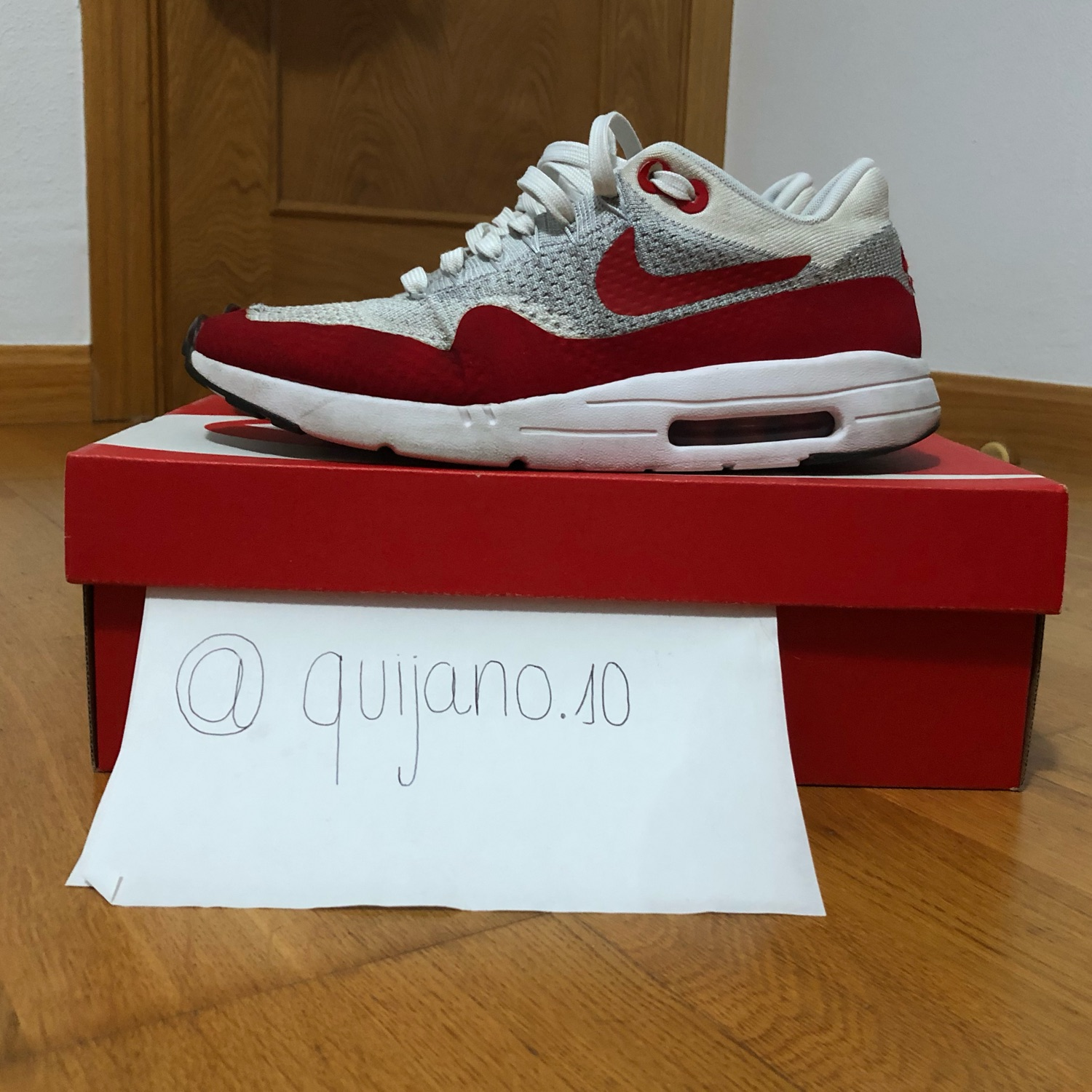 low cost 689c0 038d7 Nike Air Max 1 Ultra Flyknit