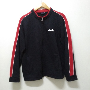 Ellesse Fleece Jacket Zip Up